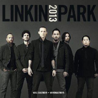 Linkin Park, Wandkalender 2013 Englische Bücher