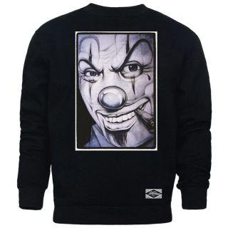 Joker Brand Cigar Crew, Crew Neck, Sweatshirt ,Black, Neu & OVP