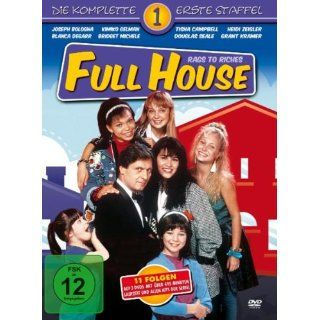 Full House Rags to Riches   Staffel 1 3 DVD Modularbook