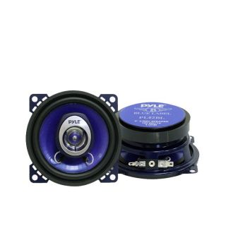 PYLE PL42BL 10cm/4 Auto Lautsprecher/Boxen 180 Watt /90 Watt RMS USA