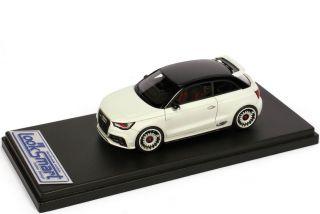 43 Audi RS1 gletscher weiß matt white Carbon   Looksmart LSRS1   1