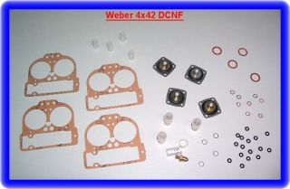 Weber 4X 42 DCNF,Vergaser Rep.Kit,Maserati Khamsin,Indy