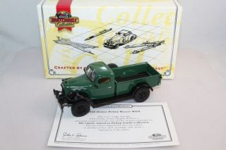 Matchbox 143 Dodge Power Wagon 1946 YTC02 M Pickup Truck