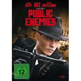 Public Enemies Johnny Depp, Christian Bale, Marion