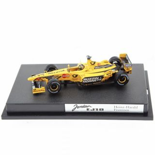 Hot Wheels Formel 1 Modell Jordan 2000 Yellow 143