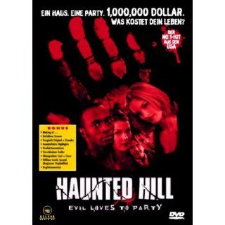Haunted Hill: Geoffrey Rush, Famke Janssen, Taye Diggs