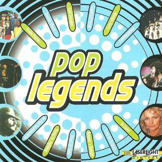 pop legends (CD Compilation, 16 Tracks) Chaimen Of The Board   Give Me