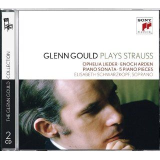 Glenn Gould Collection Vol.17   Glenn Gould plays Richard Strauss