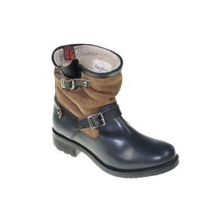 Pepe Jeans Schuhe   Boot PIMLICO   PFS50243   black tan