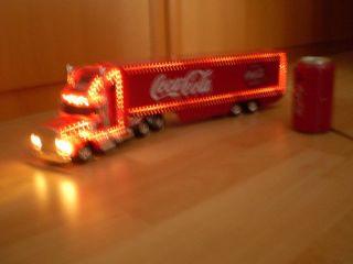 Coca Cola LKW Truck 54cm mit Fernsteuerung (Dose)