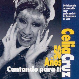 Celia Cruz 50 Anos Cantando Pa