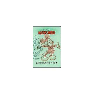 Micky Maus Reprint Kassette 3. Jahrgang 1953 12 Hefte, 1 Zeitung