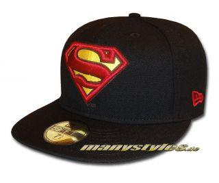 SUPERMAN NEW ERA DC COMIC ART BASIC CAP MARVEL SUPERHEROES COMIC CAPS