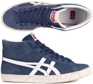 Asics Schuhe Onitsuka Tiger Fabre BL L OG VIN blue/white blau/weiß