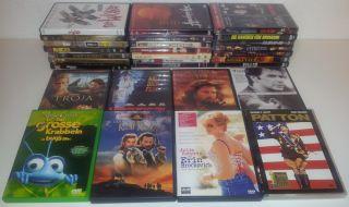30 x DVDs / Top Filme / Sammlung / DVD Sammlung / Filmsammlung / S1