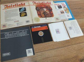 FAIRLIGHT ~ C64 Commodore 64 / Originalkarton ~ original BIG boxed