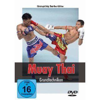 Muay Thai DVD   Grundtechniken Christoph Delp Filme & TV