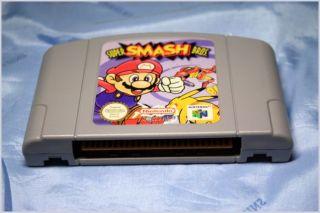 Nintendo 64 N64 Super Mario Smash Bros Spiel