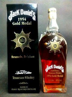 Jack Daniels 1954 Gold Medal 1,0 L 43% V 69,90€/Ltr