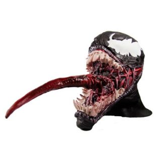 Venom Adult Latex Full Mask for Halloween Costume