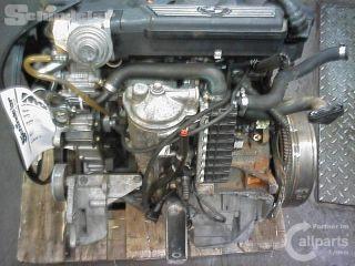 Bmw 318 Tds Compact Motor