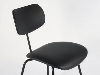 NICE BLACK EGON EIERMANN SE 68 STUHL CHAIR SCHWARZ WILDE SPIETH