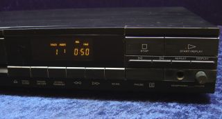 Vintage GRUNDIG CD Player CD 8150 Compact Disc CD 8150