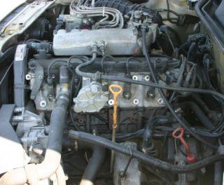 gebrauchter Motor ATM VW Golf 3 1.8 L 75PS AAM 72.000