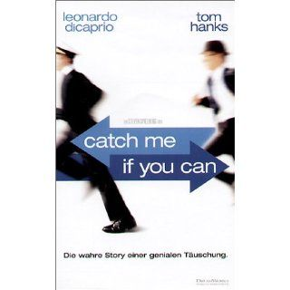 Catch Me If You Can [VHS] Leonardo DiCaprioTom Hanks, Steven