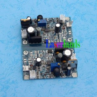 12V Power Supply Driver for 405nm 5mw 250mw Violet/Blue Laser Diode