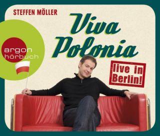 Viva Polonia. Live in Berlin Hörbuch CD NEU