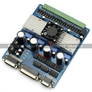 SainSmart CNC TB6560 4 Axis 3.5A Stepper Motor Driver Board Controller