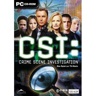 Crime Scene Investigation [Ubi Soft eXclusive] Games