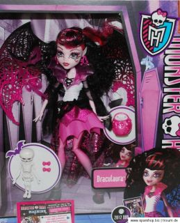 Monster High Draculaura X3716 Halloween Draculaura Ghouls Rule