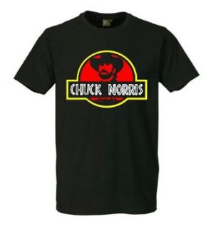 Chuck Norris T Shirt Kult Walker Texas Ranger Bekleidung