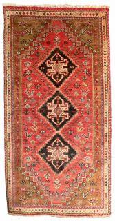 Perser Teppich SHIRAZ 161x83 Orientteppich Läufer echter
