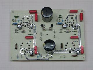 Platine f. STEREO SE Röhrenverstärker mit EL84 / 6P15P Tube Amp inkl