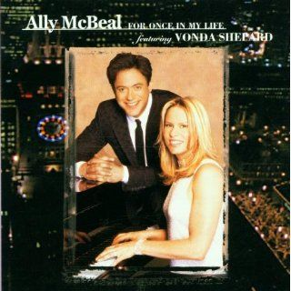 Ally McBeal For once In My Life Musik
