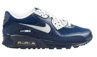 Nike Air Max 90 Obsidian Wolf Grey UK 10 EU 45 Shoes Sneaker Schuhe