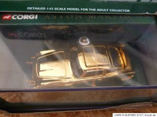 CORGI TOYS ASTON MARTIN DB5 * JAMES BOND * OVP * MINT * 35 YEARS