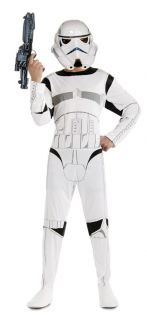 Original Lizenz Star Wars Clone Trooper Clonetrooper Kostüm US Gr. XL