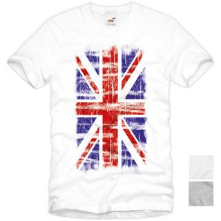 ENGLAND Union Jack T Shirt Britain Flagge United Kingdom UK London EM