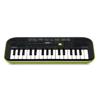 Casio SA 46 Mini Keyboard 32 Tasten Musikinstrumente