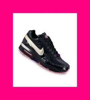 CLASSIC BW NEU Gr 38 5 SCHWARZ PINK GOLD Schuhe max 1 Sportschuhe 90 w