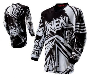 Neal Mayhem Jersey 2013 ROOTS Moto Cross MX BMX MTB Trikot Gr. S M