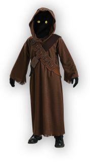 Star Wars Jawa Kostüm Jawakostüm Gr. 98/104, 116/122, 134/140