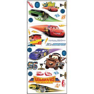 DISNEY CARS Lightning McQueen & Freunde Wandsticker, Möbelsticker aus