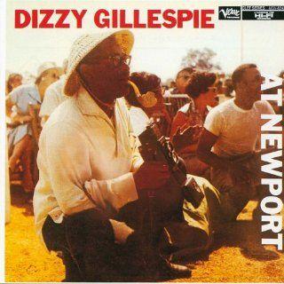 Dizzy Gillespie at Newport +3 Musik