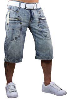 MONOPOL Jeans Shorts BS100 MOD Hose Short W30 38