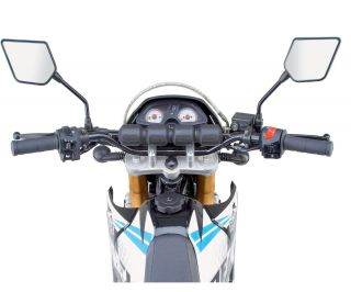 NEU Rex Moto Enduro 125 ccm 11,4 PS 101 km/h 1 Zylinder 4 Takt Euro